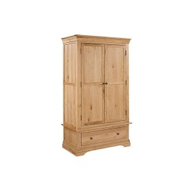 Worthing Oak Wardrobe