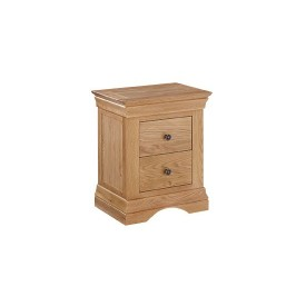 Worthing Oak Bedside Chest