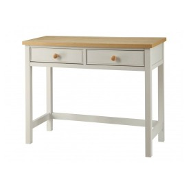 St.Austell Dove Grey Dressing Table