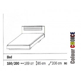 Rauch Celina Bed Frame