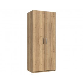 Waterford Oak 2 Door Wardrobe