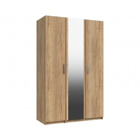 Waterford Oak 3 Door Wardrobe