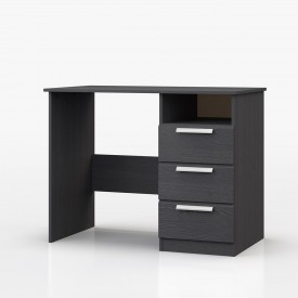 Waterfall Graphite Dressing Table