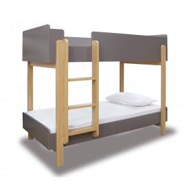 Nero Grey Bunk Bed