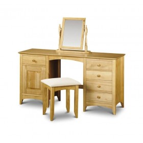 Kenny Dressing Table Stool & Mirror