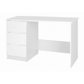 Alpine White Gloss Dressing Table