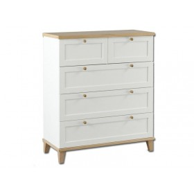 Boston 3+2 Drawer Chest