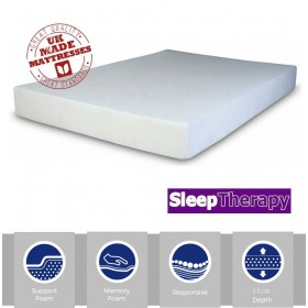 Sleeping Therapy Bronze Memory Double Mattress