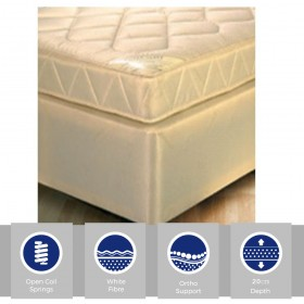 Kozee Classic Ortho Three Quarter (3/4) Double Mattress