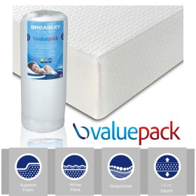 Graduate Plus Super Kingsize Mattress