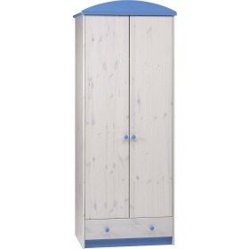 Harald 2 Door/1 Drawer Robe