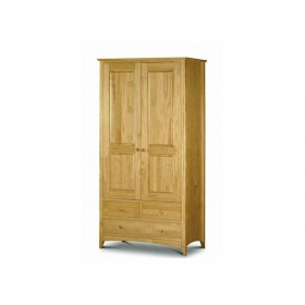 Kenny 2 Door/3 Drawer Combination Robe