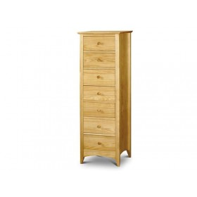 Kenny 7 Drawer Narrow Chest