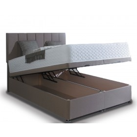 Superior Three Quarter (3/4) Ottoman End Lift Storage Divan Base