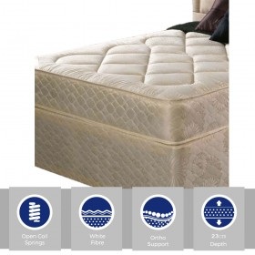 Kozee Orthopaedic Limited Edition Three Quarter (3/4) Mattress