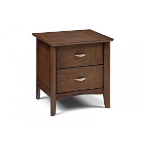 Minuet 2 Drawer Bedside