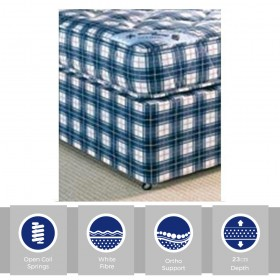 Kozee Olympic Ortho Three Quarter (3/4) Double Mattress