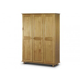 Pickwick 3 Door Wardrobe