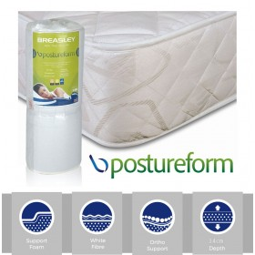 Postureform Deluxe Single Mattress