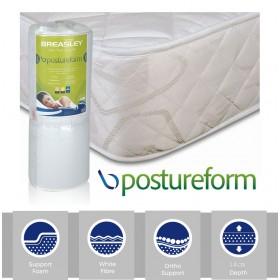 Postureform Deluxe Small Single Mattress