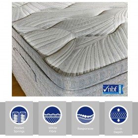 Savoy XDeep 1000 Double Mattress