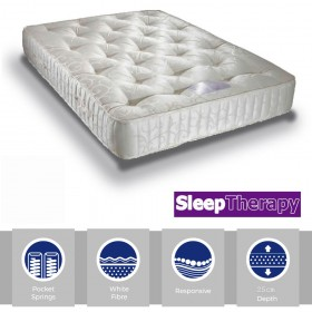 Serenity 1000 Pocket Sprung Double Mattress