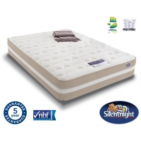 Silentnight Select 2000 Pocket Memory Super Kingsize Mattress