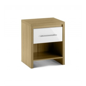 Sweden 1 Drawer Bedside