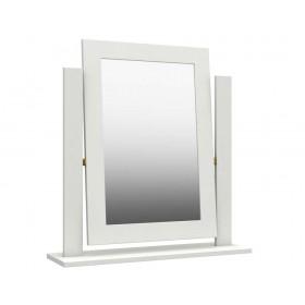 Sutton Alpine White High Gloss Mirror
