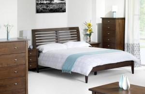Minuet Slatted Kingsize Bed Frame