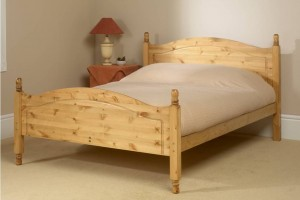 Orlando High Foot End Kingsize Bed Frame