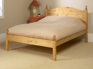 Orlando Low Foot End Three Quarter Bed Frame