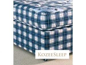 Olympic Single Non Storage Divan Bed