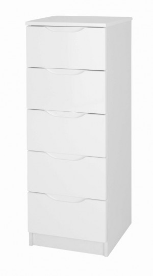 Alpine White Gloss Tallboy