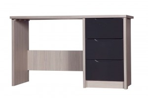 Avola Champagne With Grey Gloss Dressing Table
