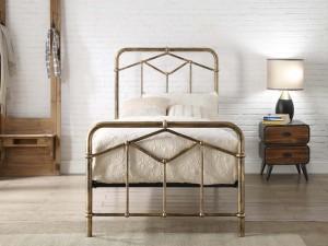 Acton Bronze Bed Frame