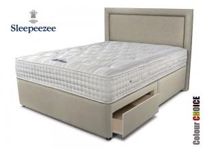 Sleepeezee Backcare Ultimate 2000 Divan Bed