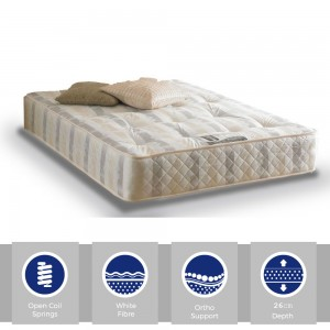 Bard Double Mattress