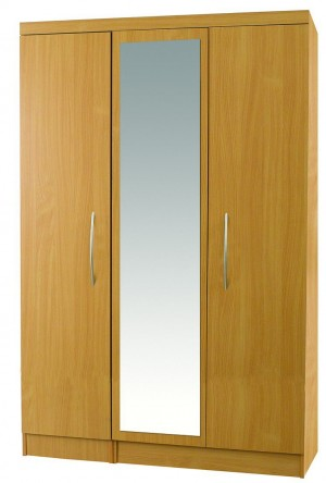 Beech Mode 3 Door Robe