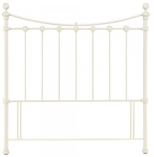 Bentley Designs Alice Antique White Kingsize Headboard