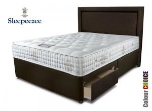 Sleepeezee Bordeaux 2000 Divan Bed