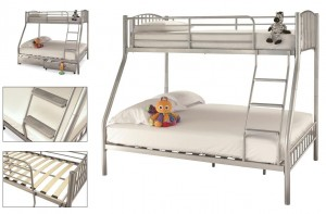 Oslo Silver Three Sleeper