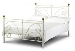 capri kingsize bed frame