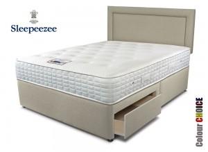 Sleepeezee Cool Sensations 1400 Divan Bed