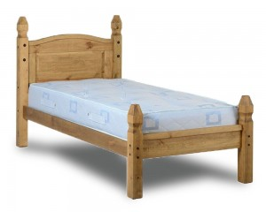 Corona Low Foot Single Bed Frame