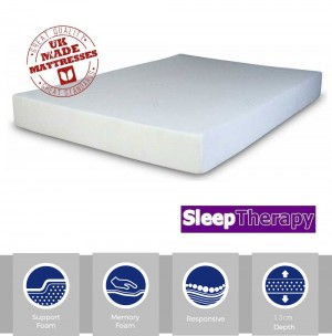 Sleeping Therapy Dream Memory Three Quarter Mattress