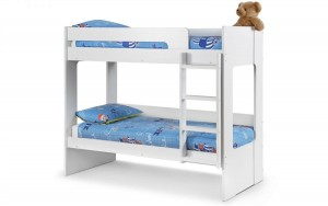 Eclipse White Bunk Bed