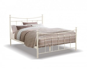 Emily Cream Three Quarter Bed Frame