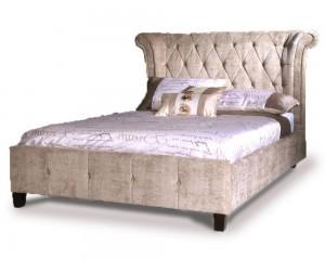 Epsilion Mink Kingsize Bed Frame