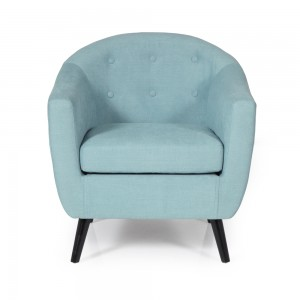 Duck Egg Blue Evie Occasional Chair